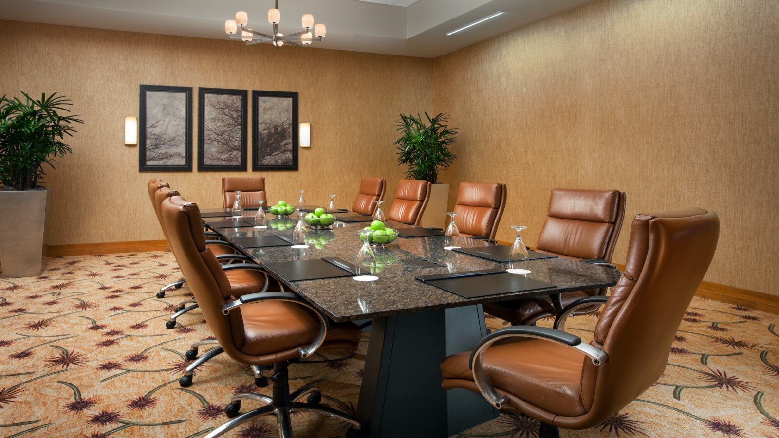 Austin Event Venue - Boardroom