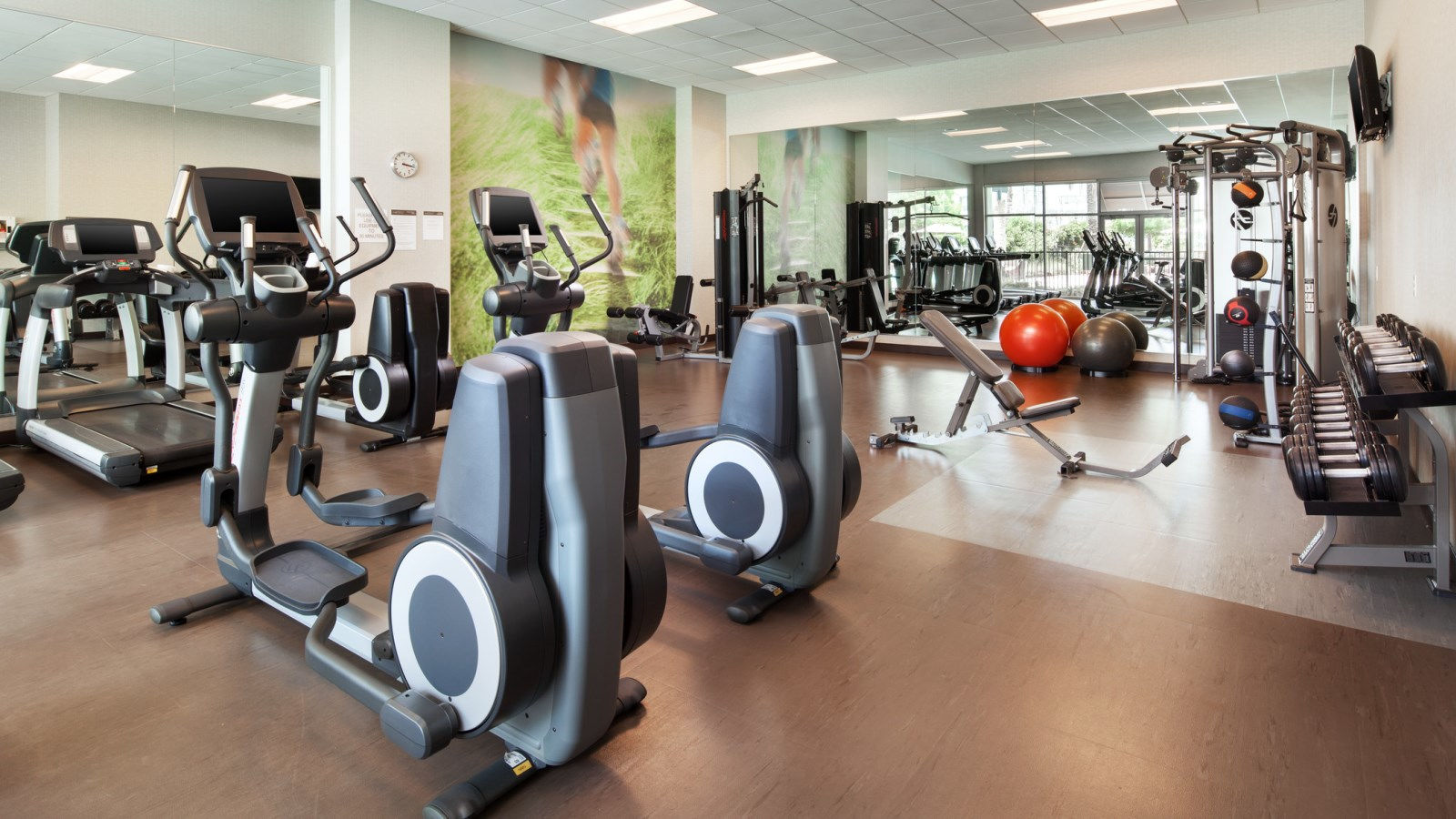 Features - WestinWORKOUT® Fitness Studio