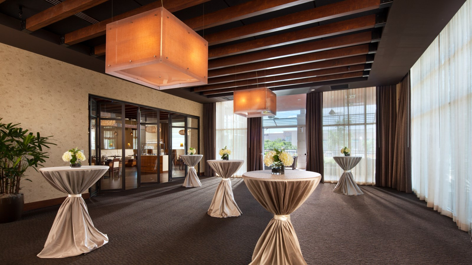 The Westin Austin At The Domain - Private Dining Foyer