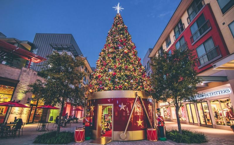 Holiday Shopping Package - Holiday events at the domain