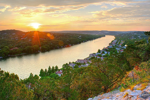 Things to do in Austin - Mount Bonnell