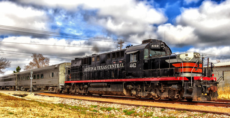 Things to do in Austin - Austin Steam Train